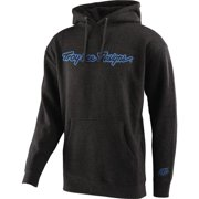Charcoal Sz XL Troy Lee Designs Signature Youth Hoody