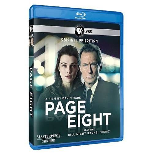 Masterpiece Contemporary: Page Eight (Original U.K. Edition) (Blu-ray)