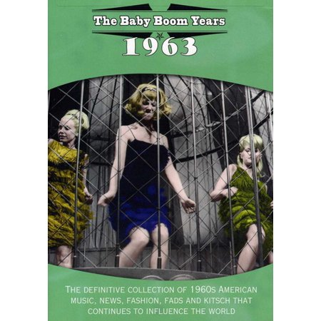 The Baby Boom Years: 1963 (DVD)