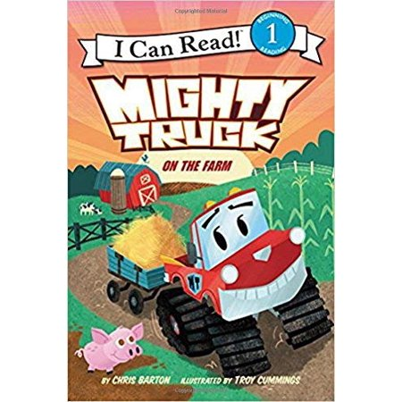 Mighty Truck on the Farm (I Can Read! Level 1) - image 1 of 1