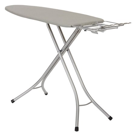 Toy Ironing Board - Household Essentials Mega Wide Top Ironing Board, Silver
