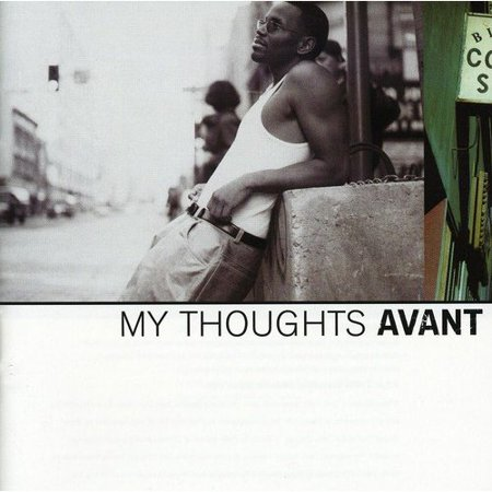 Avant   My Thoughts  Cd