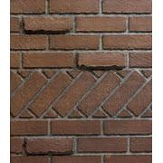Ceramic Fiber Liner for Deluxe Fireboxes - Banded Brick