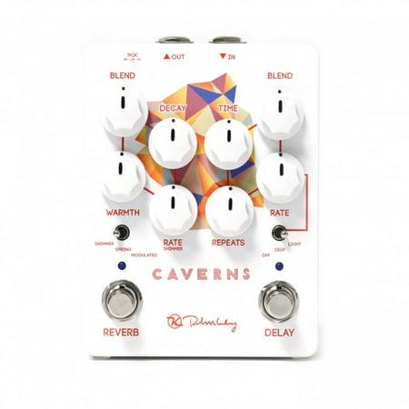 Keeley Caverns Delay Reverb V2 Delay Reverb Pedal (Delay Reverb Pedal)