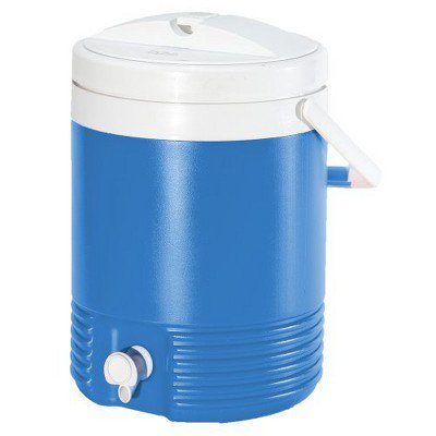 Igloo® Hard Sided Beverage Cooler - Blue (2 Gallons)