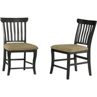 Venetian Dining Chair with Cappuccino - Espresso