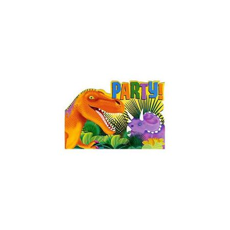 Dinosaur Birthday Party Invitations, - Party Invitation Maker