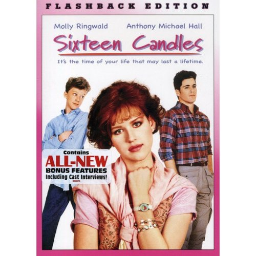 SIXTEEN CANDLES-FLASHBACK EDITION (DVD) (ENG SDH/SPAN/FREN/DOL DIG 5.1)