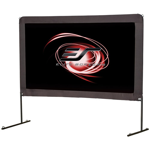 Elite Screens OMS100H Yard Master Outdoor Projection Screen