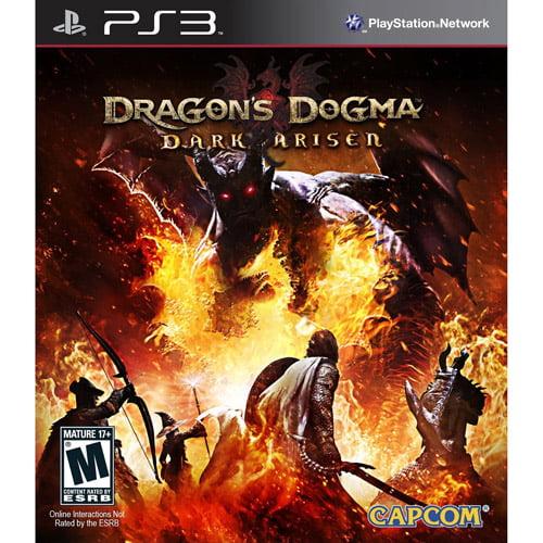 Dragons Dogma Dark Arisen Temp Model