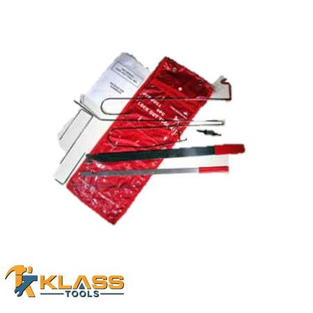 9PC Lock Out Tool Kit - Use Lock Pick Gun