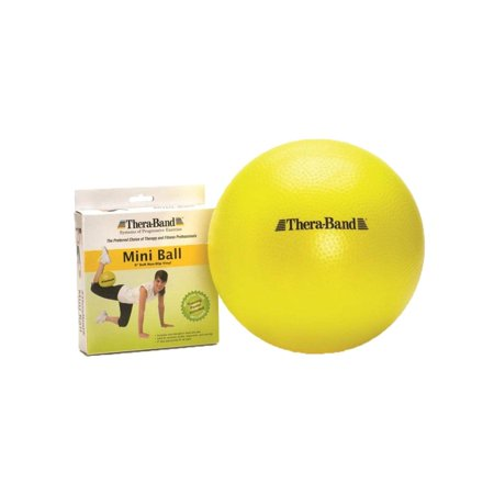 Mini Ball, Small Exercise Ball for Yoga, Pilates, Abdominal Workouts, Shoulder Therapy, Core Strengthening, At-Home Gym & Physical Therapy Tool.., By