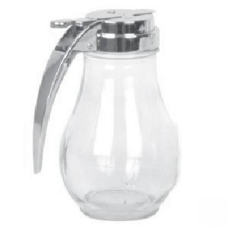 - Winco G-116 Syrup Dispenser, 14-Ounce