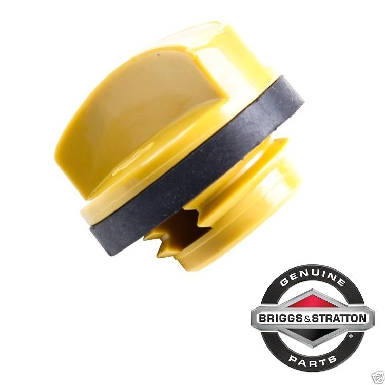 Genuine Briggs & Stratton 809500 Oil Fill Cap Replaces 271983 491832 691312 OEM