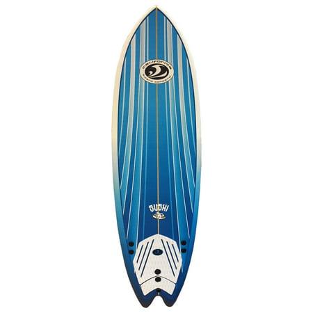 CBC 6'2'' Sushi Soft Surfboard