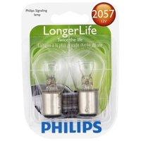 Philips LongerLife Miniature 2057LL, Pack of 2