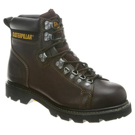 Caterpillar Alaska FX - Mens Work Boot - Espresso Espresso - 5 Wide