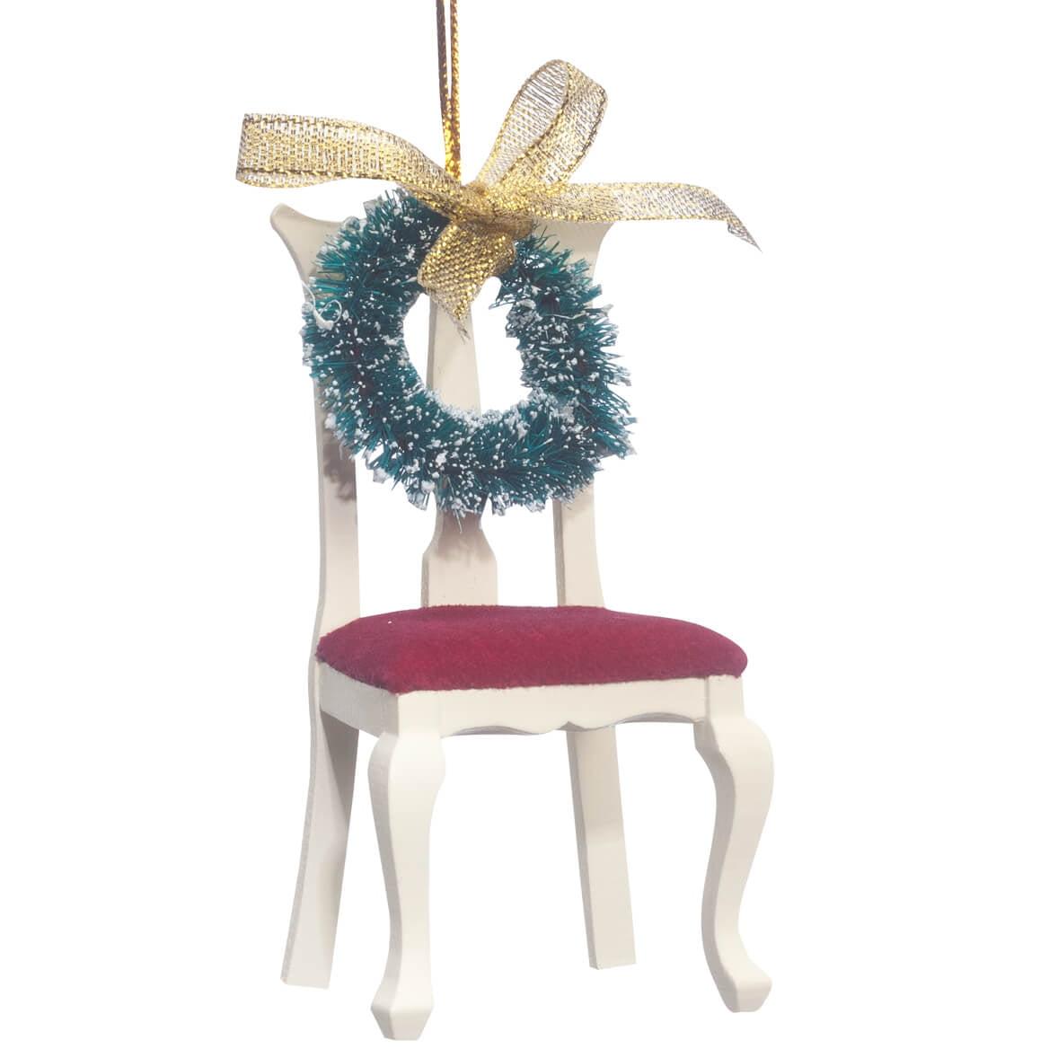 An Empty Chair Ornament