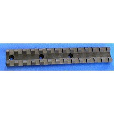 egw remington 870 shotgun picatinny rail scope
