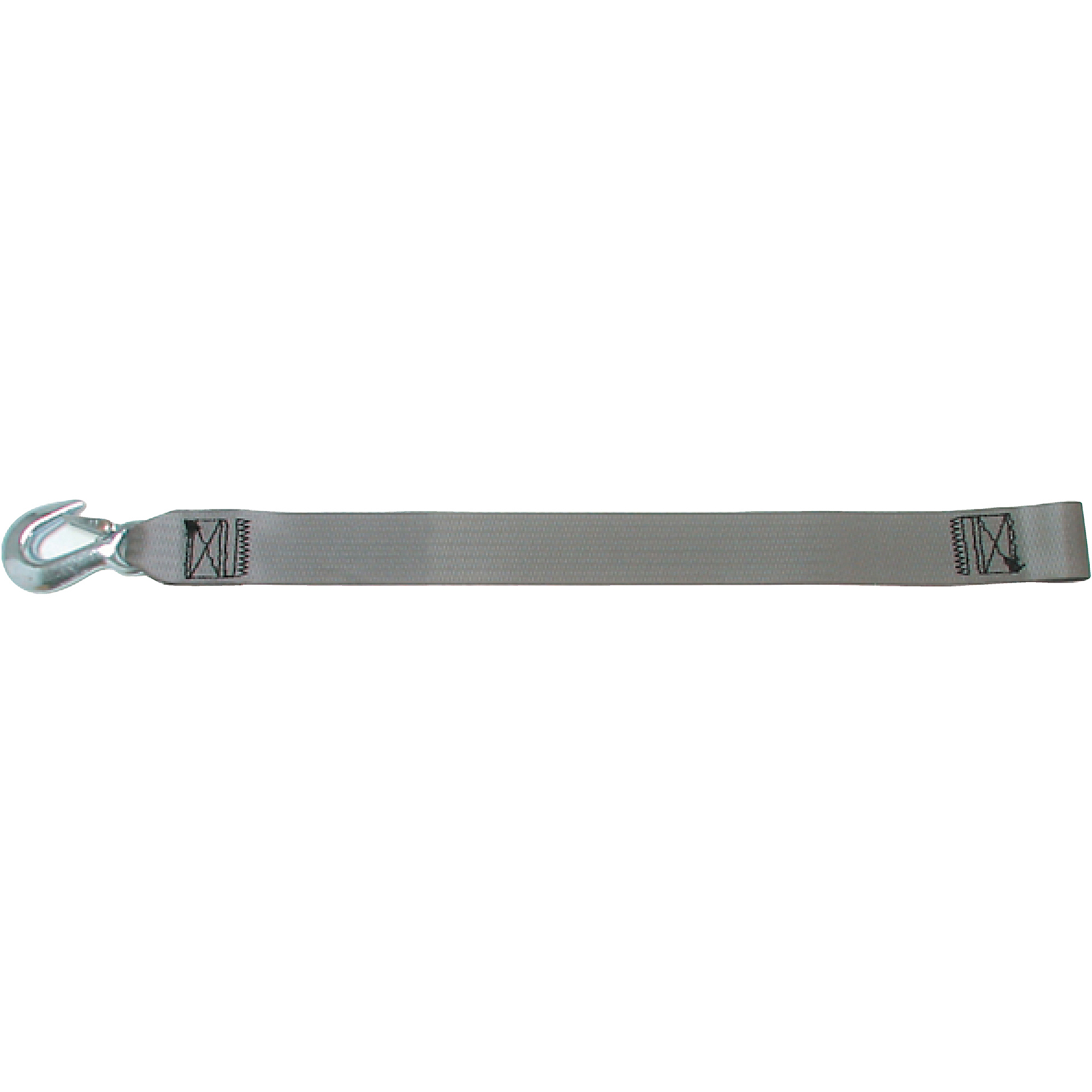 BoatBuckle Winch Strap with Loop End by Immi