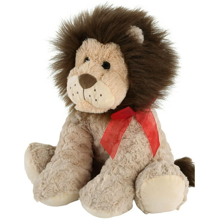 Holiday Time Jungle Plush, Lion - Plush Lion