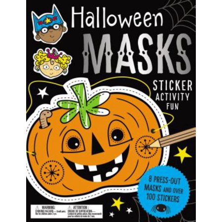 Halloween Ideas For Groups Of 9 (HALLOWEEN MASKS STK)