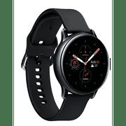 Samsung Galaxy Watch Active 2 - R825U - 44mm - LTE - Stainless Steel - Black