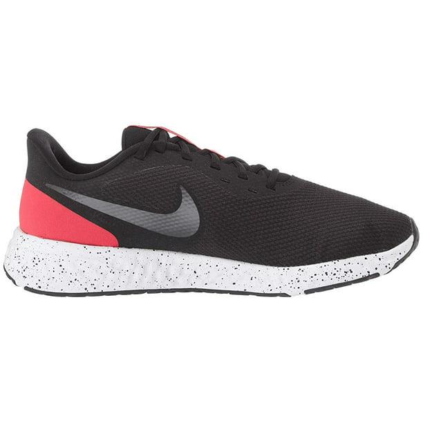 Nike Revolution 5 Black/Anthracite/University Red/White