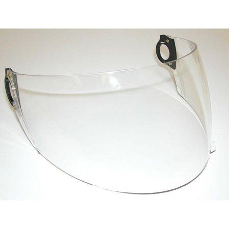 01006e88 Raider Single Lens Motorcycle Helmet Replacement Shield - Walmart.com
