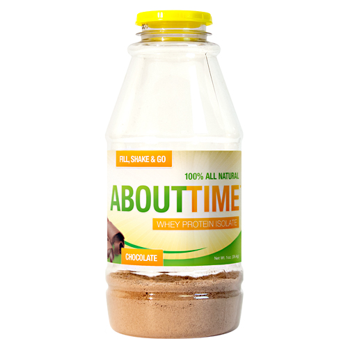 Sdc Nutrition - About Time Chocolate 1/Serv