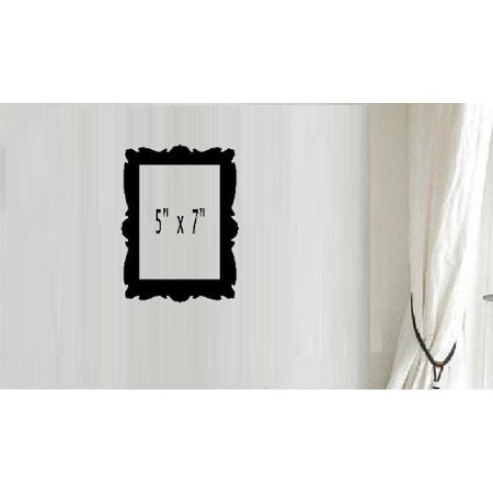 Decal ~ PICTURE FRAME ~ WALL DECAL 5