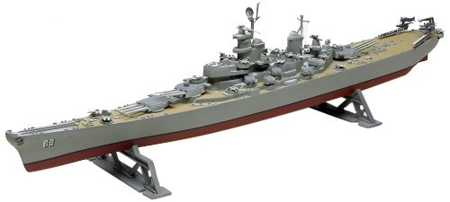 1:535 Uss Missouri Battleship, BB63 05416 scale 1535 Revell 156 plastic Uss USS Missouri... by
