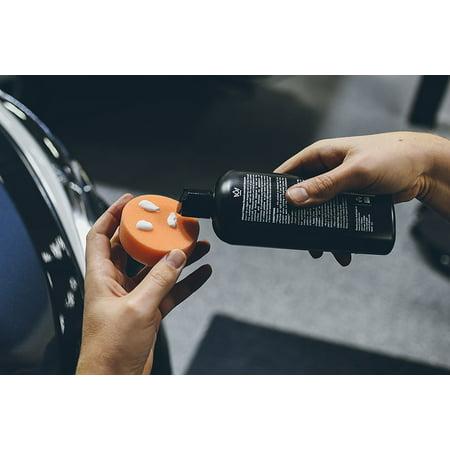TriNova Scratch and Swirl Remover - Best Abrasive Compound Car Paint Restoration 12 fl (Best Car Scratch Remover Compound)