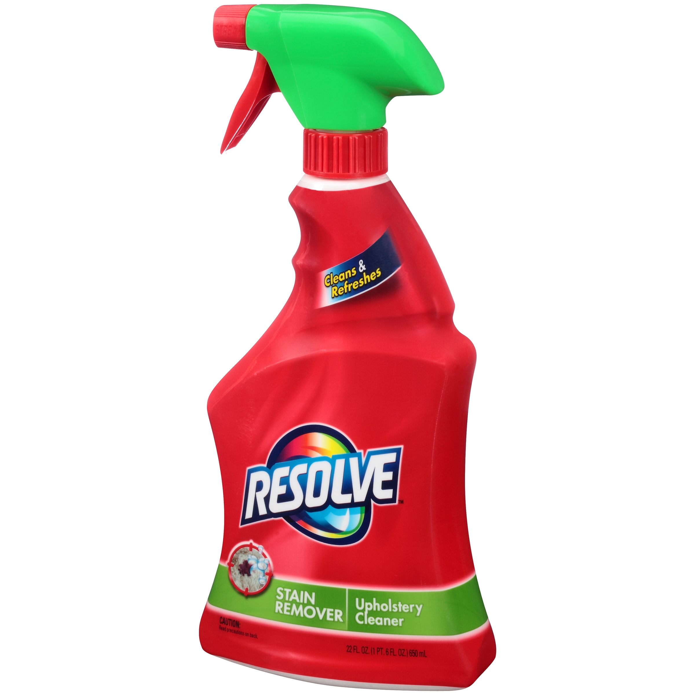 Resolve Upholstery Cleaner U0026 Stain Remover 22 Oz Can Multi