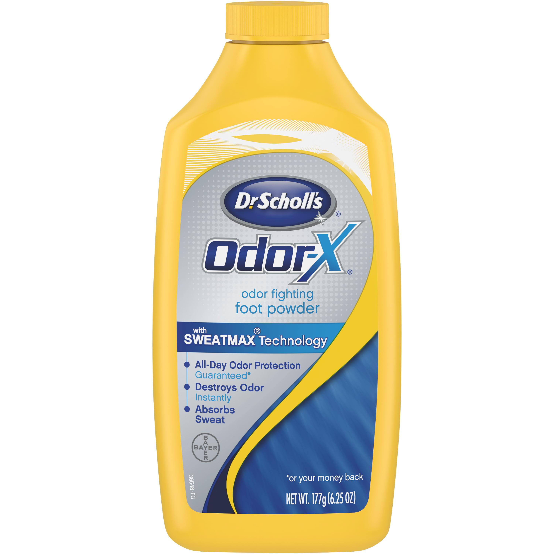 Dr. Scholl's Odor-X Odor Fighting Foot