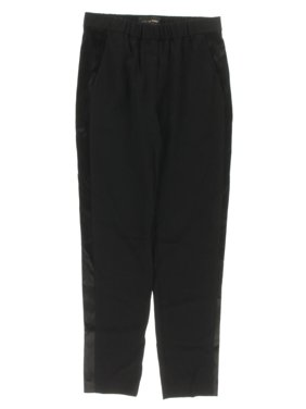 302828dd14e8 Product Image Kobi Halperin Womens Pull On Front Pockets Dress Pants Black 2