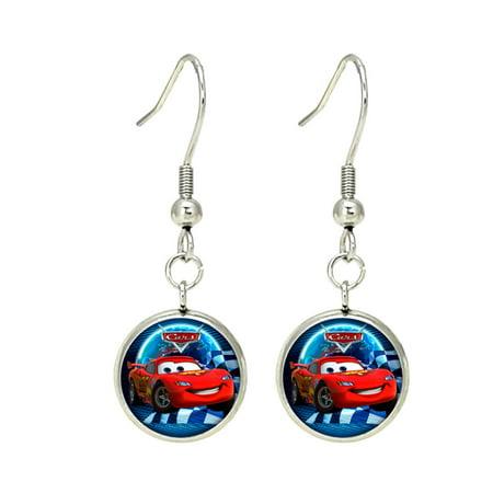 Cbr Earrings (Cars Dangle Earrings)