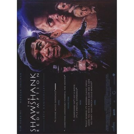 Posterazzi MOV294802 The Shawshank Redemption Movie Poster - 11 x 17 in. - image 1 of 1