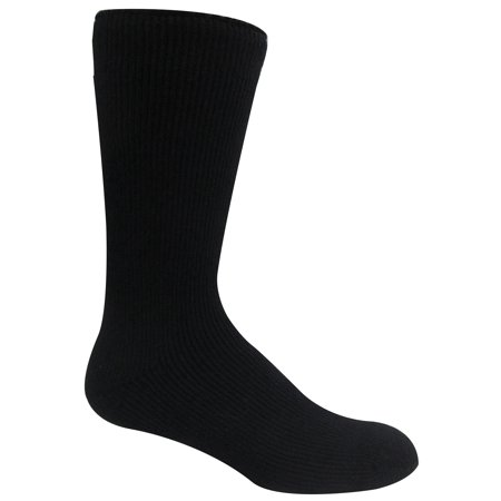 2 Pairs Heat Holder Mens Winter Thermal  Socks Size 10-13