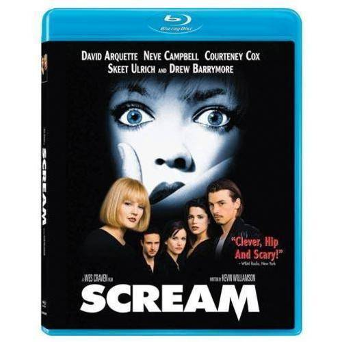 Scream (Blu-ray) (Widescreen)
