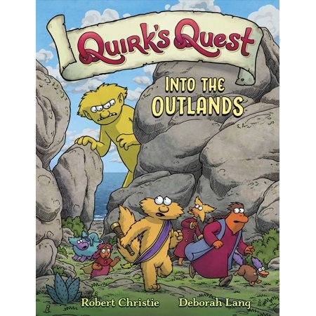 Outland Engineering (Quirk's Quest: Into the Outlands)