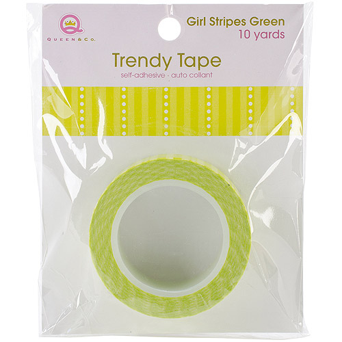 Girl Trendy Tape, 15mm x 10yds