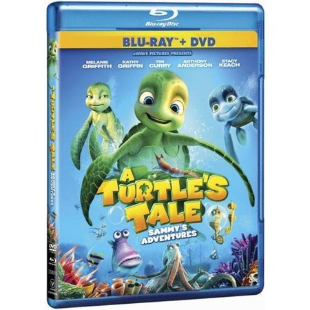 A Turtles Tale  Sammys Adventures  Blu Ray   Dvd   Widescreen
