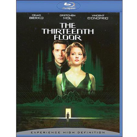 Thirteenth Floor (Blu-ray) (Widescreen
