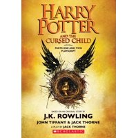 Harry Potter: Harry Potter and the Cursed Child, Parts One and Two: The Official Playscript of the Original West End Production (Paperback)