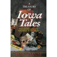 A Treasury of Iowa Tales - eBook