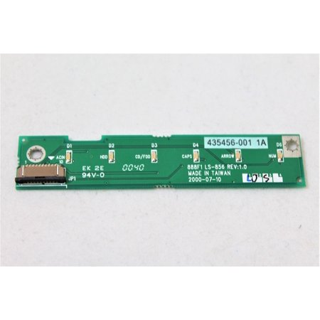 Toshiba Led Board (Toshiba Satellite 1715XCDS LED Indicator Board 435456-001)
