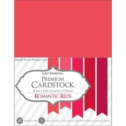 "Core'dinations Value Pack Cardstock, 8.5"" x 11"", 50pk"