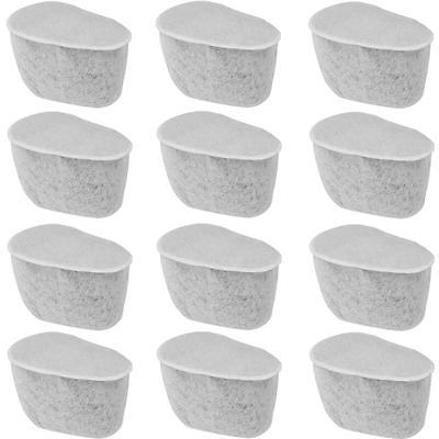 Charcoal Water Filters for Krups Coffeemakers, Set of 12 (F4720057) ()