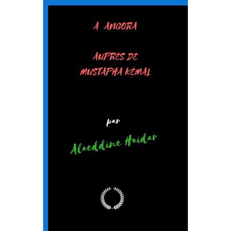 A ANGORA AUPRÈS DE MUSTAPHA KÉMAL - - Angora Lambswool